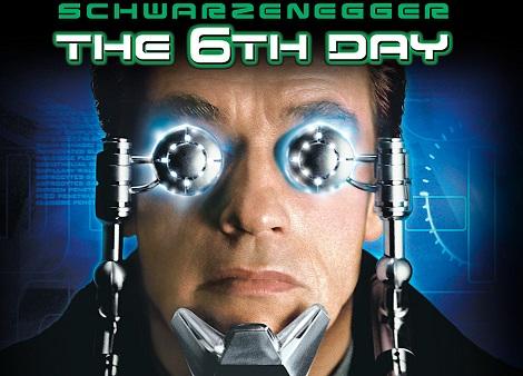 Download The 6th Day (2000) Dual Audio [Hindi+English] 720p + 1080p Bluray ESub