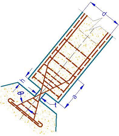 Mesnager Hinge:A Reinforced Concrete Hinge