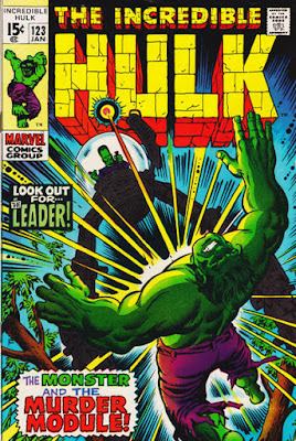 Incredible Hulk #123, the Leader and the Murder Module