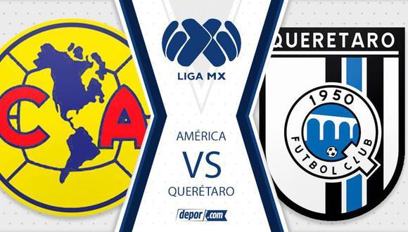 América vs. Querétaro EN VIVO: por la fecha 1 del Apertura 2021