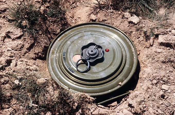 Landmine kills seven, 19 others Injured