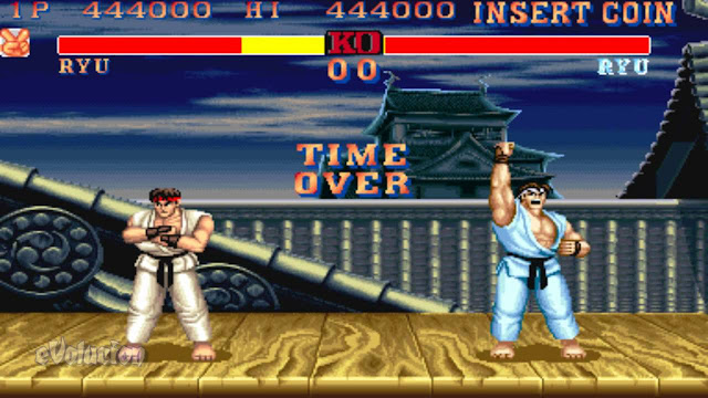 Street Fighter 2 PC Game