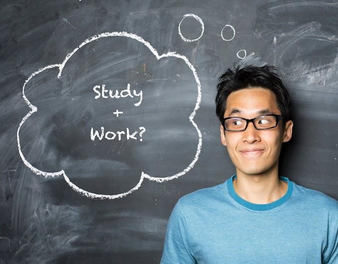 Okurken Çalışmak - Hem Okuyup Hem Çalışmak