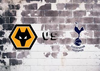 Wolverhampton Wanderers vs Tottenham Hotspur  Resumen y Partido Completo