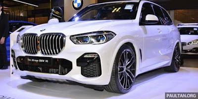 Resmi Di Luncurkan di Singapura BMW X5 G05, Indonesia Kapan?