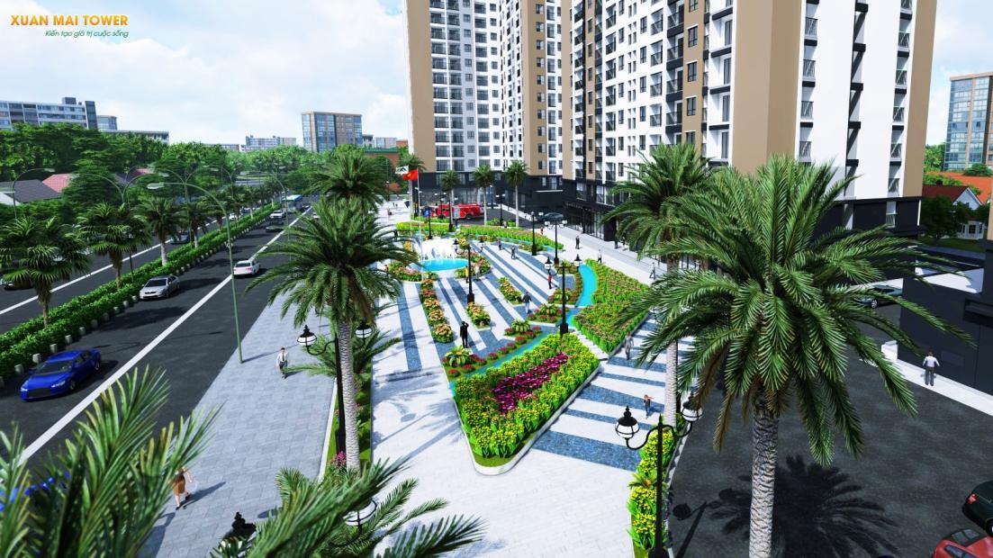 Không gian sống đẳng cấp chỉ có tại Xuân Mai Thanh Hoá