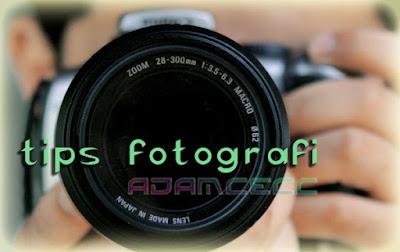 Cara memotret menggunakan kamera DSLR
