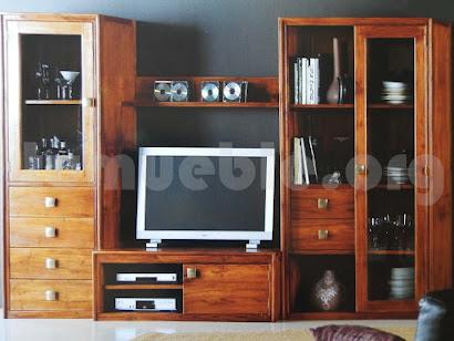 mueble modular en teca 15