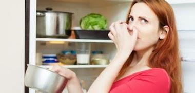 كيف ازيل رائحة العفن من الثلاجة كريازى ؟