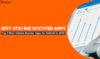 best volume boosters apps for android
