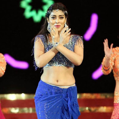 Rakul Preet Singh, Shriya Saran's performance at Cinemaa Awards 2016