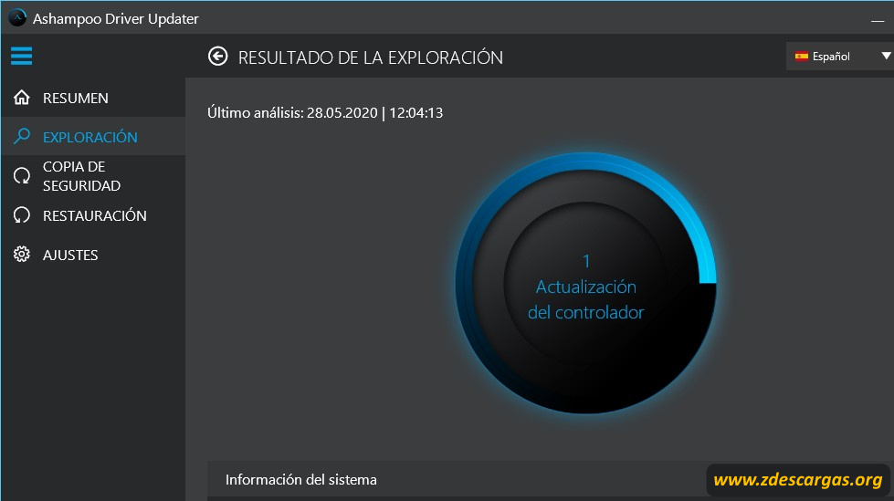 Ashampoo Driver Updater Full Español