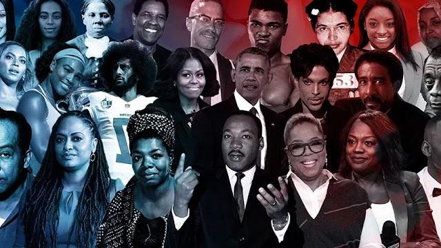 Black History: Rosa Parks, Slavery, Halls of Power, Thurgood Marshall & others