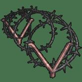 Barbed Wire - T1 - Jenis Jebaka Pada Mobile Strike