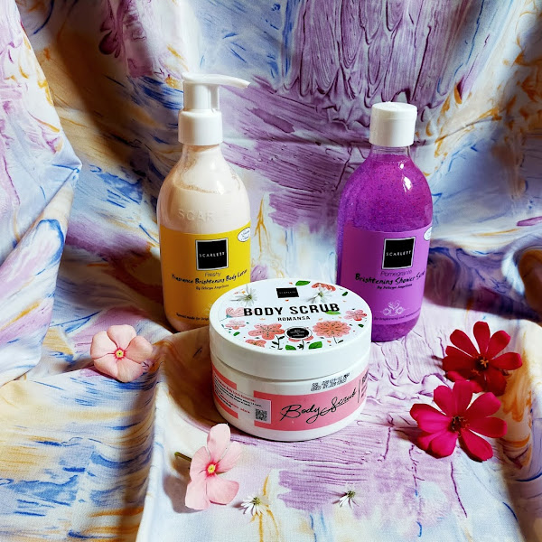 Review Bodycare Scarlet Whitening