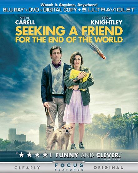 Seeking a Friend for the End of the World (Buscando un amigo para el fin del mundo) (2012) 720p y 1080p BDRip mkv Dual Audio AC3 5.1 ch