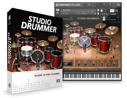NI Studio Drummer Batería VST