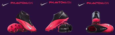 PES 2020 / PES 2019 / PES 2018 Nike Phantom VSN 2 by Tisera09