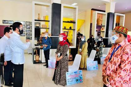 Presiden Berikan Banpres Produktif bagi 220 Pelaku Usaha di Aceh