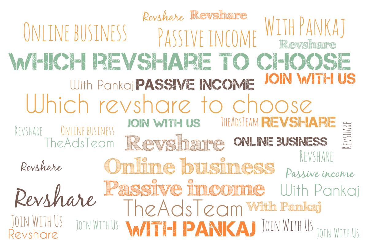 Revshare Programs