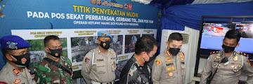 Kunjungi Posyan Citra Raya, Kapolda Banten Apresiasi Panel Data Digital dan Stan Kopi Gratis