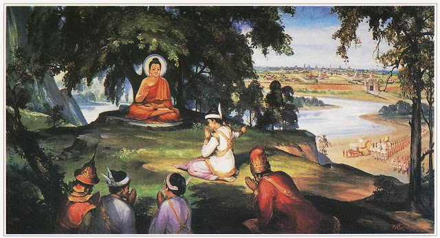 Đạo Phật Nguyên Thủy - Kinh Trung Bộ - 19. Kinh Song tầm