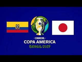 Эквадор – Япония смотреть онлайн бесплатно 25 июня 2019 прямая трансляция в 02:00 МСК.
