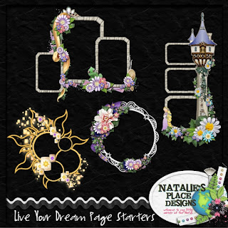 Live Your Dream Released by Natalie