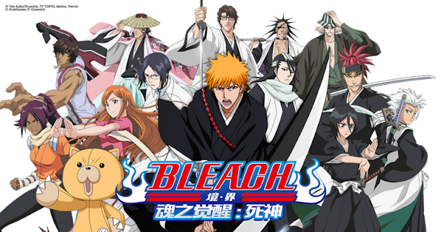 Game Bleach Mobile 3D Offline Speed 19.1.0 Mod Apk For Android Unlimited Money