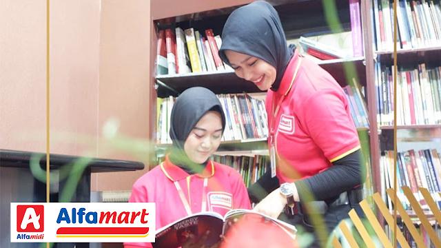 Lowongan Kerja Crew Store PT Midi Utama Indonesia Tbk Alam Sutera Tangerang
