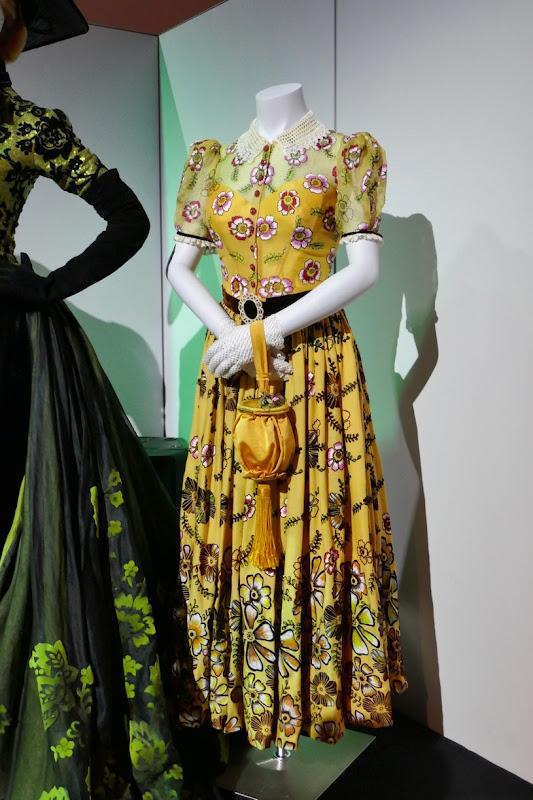 Sophie McShera Cinderella Drisella Stepsister costume