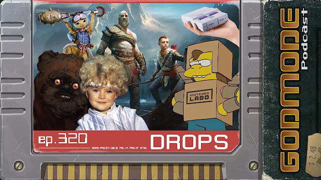 GODMODE 320 - DROPS