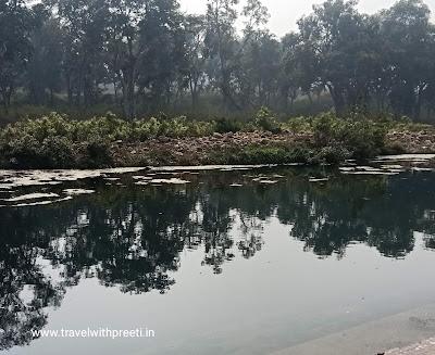 मंदाकिनी नदी चित्रकूट - Mandakini River Chitrakoot