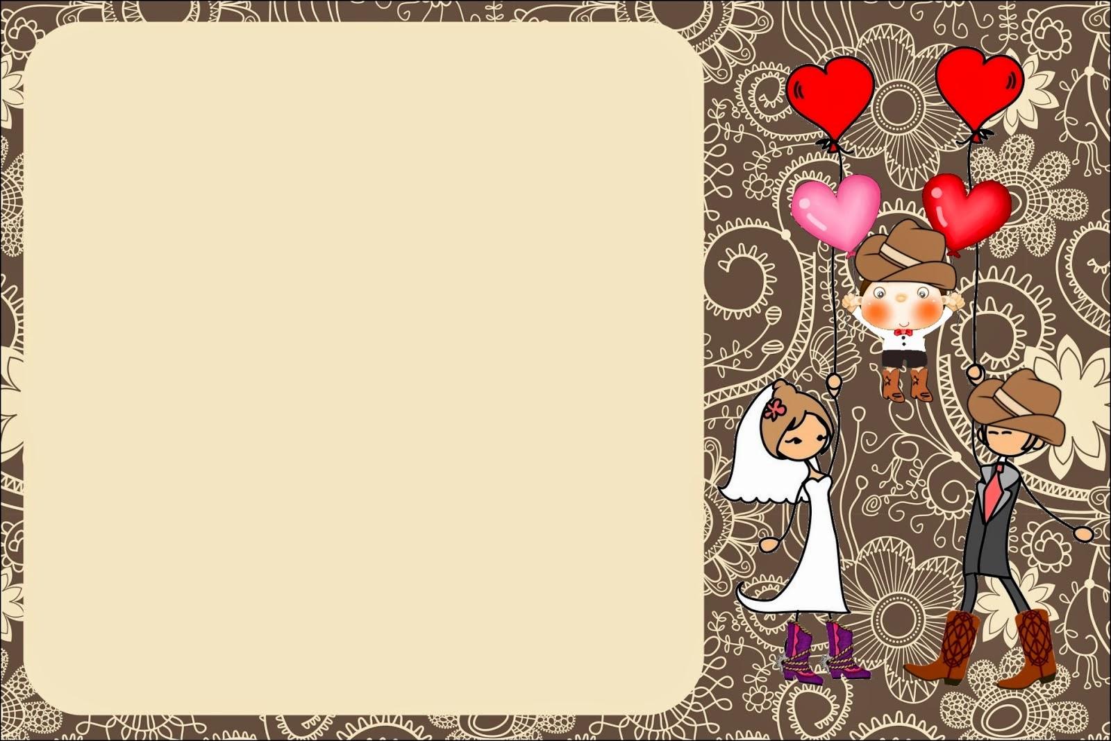 invitacion de boda para imprimir - Ideal.vistalist.co