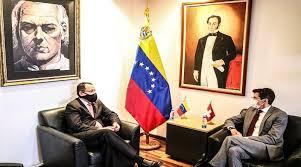 Diplomacia Bolivariana de Paz