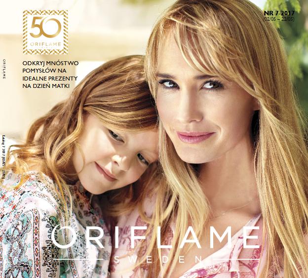 Nowości najciekawsze oferty katalogu 7-2017 Oriflame