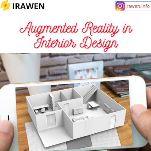 Augmented Reality (AR) in Interior Designing  | Interior Design using Augmented Reality |  Augmented Reality in interior design education