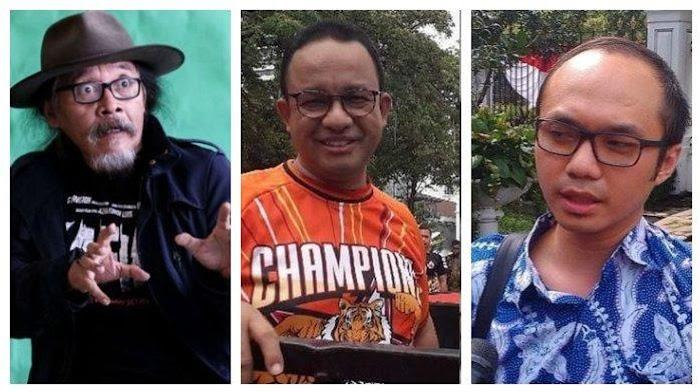 Yunarto Apresiasi Anies Tangani Corona, Sudjiwo Tedjo: Hati-hati Sampeyan Dikeroyok Buzzer