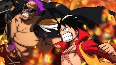 One Piece Movie 12: Film Z Subtitle Indonesia