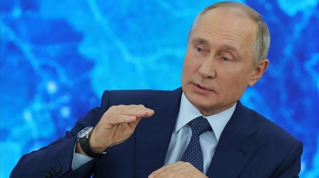 Putin anuncia la oportunidad a Extranjeros viajar a Rusia para vacunarse