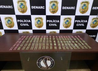 Senador Canedo: Suspeito de comercializar droga sintética é preso