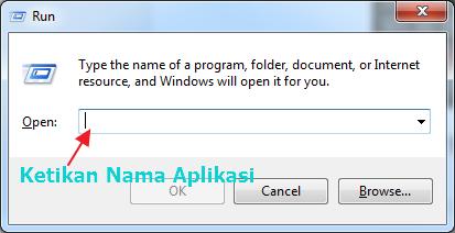 Fungsi Form Run di Komputer