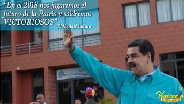 Conozca las lineas de acción a cumplir por el nuevo Gobierno de Nicolás Maduro