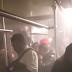 Usuarios del Metro viven momentos de pánico por explosión en la Línea 1