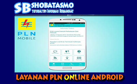 layanan pln online android