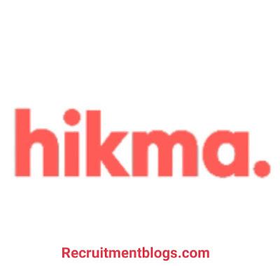 QC Analyst At Hikma Pharmaceuticals -Badr City