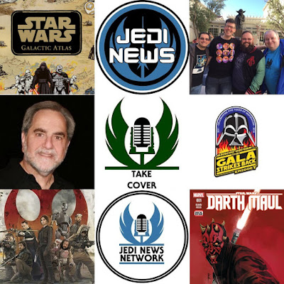 Jedi News Network: Take Cover Episode 11