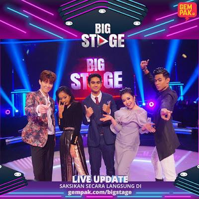 Big Stage 2019: Ini Markah Keseluruhan Semi Final