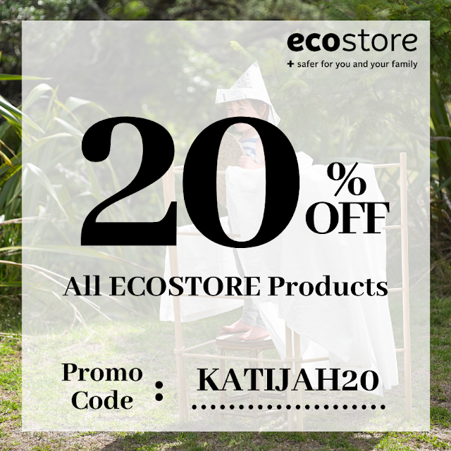 ECOSTORE - Safer for you, your family and our world