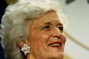 US Politician's Prayer for Wife Former President, Barbara Bush